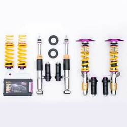 Kw Coilover Kit Clubsport 2-way Incl. Top Mounts 35225867 For Mercedes-benz A-kl