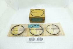 Opel 1,2 Ltr Piston Rings Over Size 0.5mm Nos 72x2,5+2,5+5mm