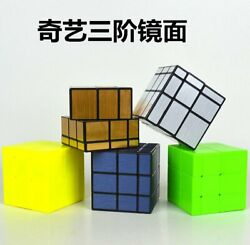 QIYI Mirror Cube 3x3x3 Magic Cube Puzzle Educational Toy for Speed Competition