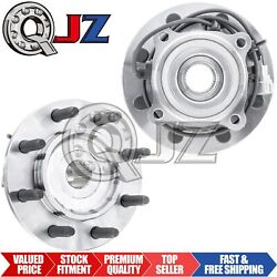 [frontqty.2pcs] Wheel Hub Assembly For Dodge Ram 2500 3500 4wd 4-wheel Abs