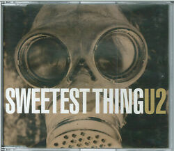 U2 - SWEETEST THING  STORIES FOR BOYS-LIVE  OUT OF CONTROL-LIVE 1998 CIDX 727