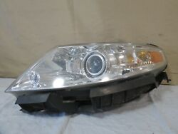 ✅ 09 10 11 12 Lincoln Mks Xenon Hid Complete Afs Headlight Lamp Left Driver Oem