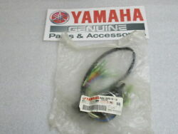 P3a Yamaha Main Switch Assembly 688-82510-12 Oem New Factory Boat Parts