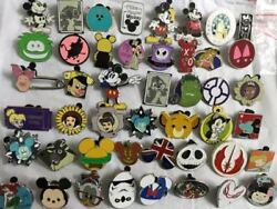 Disney Pins Trading Collection Lot Of 1000 Hidden Mickey Star Wars Fast Shipping