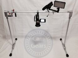 Overhead Camera Table Top Stand Videos Photos Background Cyclorama Solid Rig New