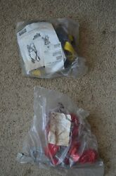 Dbi Sala Delta Vest Style Harness 1102008 W/red Protecta Shock Absorbing Lanyard