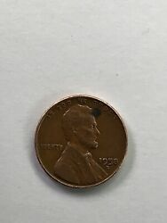 Rare 1958 D Wheat Penny With Error
