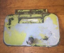 Jeep Willys M38a1 Glovebox Door With Hinge G758 Willys Md Ww2 Korea