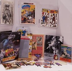 Vintage Lone Ranger Collection