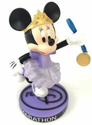 Rundisney Wdw Marathon Weekend 2019 Minnie Mouse Decorative Figurine