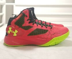 Under Armour ClutchFit Drive 2 Basketball Shoes Mens Size 9.5 New W O Box $79.99