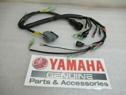 P29b Yamaha Marine 65w-82590-20 Wire Harness Assembly Oem New Factory Boat Parts