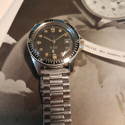 Emo Plongandeacutee Automatic Annandeacutees 70 Diver Watch