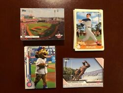 2020 Topps Opening Day Inserts - Mascots Spring Has Sprung You Pick