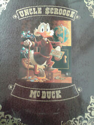 Walt Disney Uncle Scrooge Mcduck His Life And And Times Book First Edition Sealed