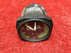 Aircraft Instrument And Development Manifold And Fuel Flow Pressure Gauge Pn 196756