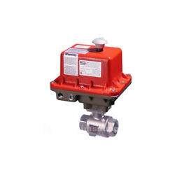 Assured Automation H26nrxb7b Stainless Steel 2-way Ball Valve Mfgd