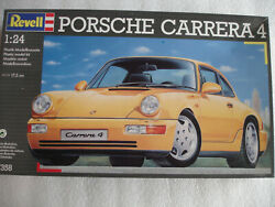 Revell 1/24 Porsche Carrera 4 Very Rare Model From The Year 1996