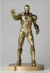 20'' Copper Limited Edition Genuine Marvel Heroes Iron Man 14 Warrior Statue