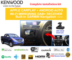 Kenwood Dnx9190dabs For Mazda Bt50 2012-2017 - Car Stereo Upgrade