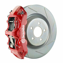 Brembo Gt Bbk For 16-19 Camaro Ss | Front 6pot Red 1l5.8018a2