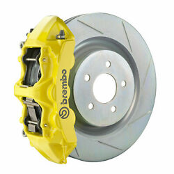 Brembo Gt Bbk For 16-19 Camaro Ss | Front 6pot Yellow 1l5.8018a5