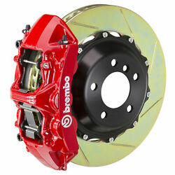 Brembo Gt Bbk For 05-08 Magnum W/v8 Engine Excl. Awd   Front 6pot Red 1m2.8027a2
