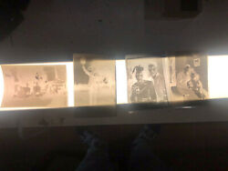 Large Lot Photo Negative 1920s 1950s, People, Kids, And Babies. Family Photos