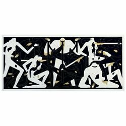 Cleon Peterson Stare Into The Sun Large Art Print 22x48 Limited 75, Banksy, Obey