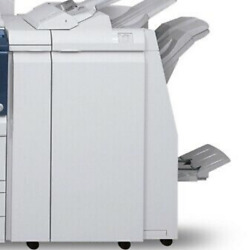 Xerox Tkx Finisher With Booklet Maker And 2/3 Hole Punch