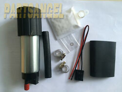 Electric Gss342 255lph High Pressure Intank Fuel Pump With Installation Kit
