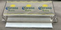 Corona Extra Cooler Suction Holder, Beer Memorabilia Classic Relaxation
