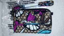Vera Bradley All In One Crossbody For iPhone 6 Canon Road NWT $23.00