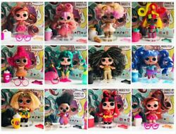 Lol Surprise Hairvibes Doll Scuba Babe Disco Supreme Queen Jelly Supa Star Grrl
