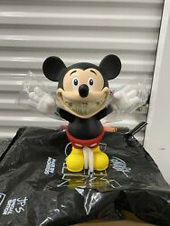 Ron English Made By Monsters Jps Rodent Grin Bone Version Mickey Mouse