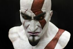 Kratos From God Of War, Pro Painted