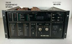 Temescal Airco Asc-3200s Process Status Control Panel For Parts