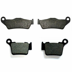 Front Rear Motorcycle Brake Pads For Ktm Sx Sx-f Exc 125 200 250 400 525 530
