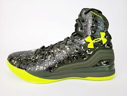 Under Armour UA Clutchfit Drive Wounded Warrior Project Stephen Curry SIZE 13 $149.99