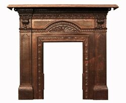 Camino In Ghisa - Cast Iron Fireplace 9929