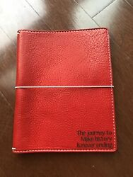 Chic Sparrow travelers notebook Travellers TN A5 Pemberley Poppy Deluxe