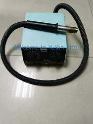 1pc Used Good Weller Wha900 Hot Air Station 230v Input Free Ship By Experss