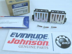 P32b Evinrude Omc 5006208 Reed Valve And Screw Assembly Oem New Factory Boat Parts