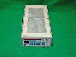 Eip 25b 10hz-20ghz Cw Microwave Frequency Counter,working