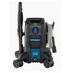 Electric Pressure Washer Cold Water Powerful Lightweight Epx 1500-psi 1.5-gpm