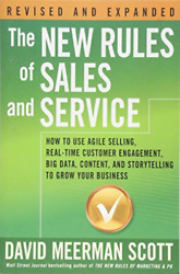 Scott David Meerman-the New Rules Of Sales And Service Book Neuf