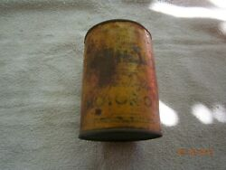 Man Cave / She Shed  Vintage 20w Pennzoil Oil Metal Can........