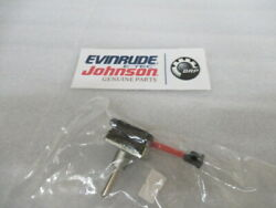 C97 Evinrude Johnson Omc 116020 On/off Switch And Lead Oem New Factory Boat Parts
