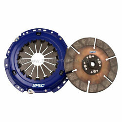 Spec Stage 5 Single Disc Clutch Kit For 91-96 Ford Escort 1.9l Sf755