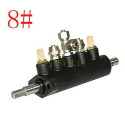 8 Coat Tire Changer Machine Foot Pedal Air Control Valve Metal 8mm Connector